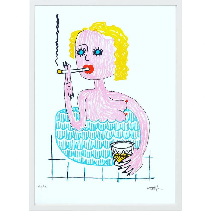 web_diva-after-work_Print_Lithography_2019_38x51cm_FRAMED_